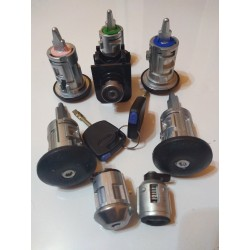 Set yale Ford Connect an 2002-2006