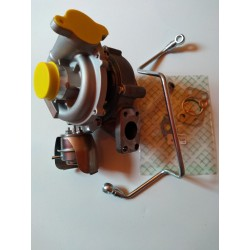 Turbina Ford focus 1.6-109 cai