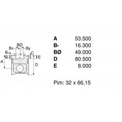 Piston motor Ford transit 2.4 - 100 cai